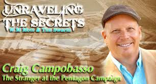 craig campobasso | stranger at the pentagon fundraising campaign